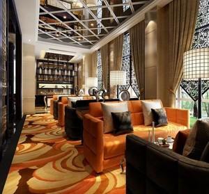 咖啡厅沙发设计