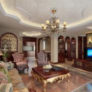 大方的欧式现代客厅