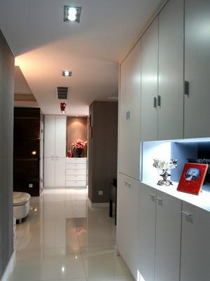 2015大户型欧式客厅玄关装修效果图