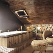 现代卧室吊顶装修效果图