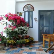 环境优美的家用阳台