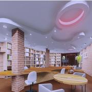 美式办公室灯光设计