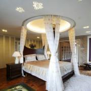 小户型卧室床铺设计