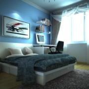 大户型卧室飘窗设计