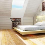 亮色卧室装修效果图