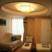 美容院室内吊灯设计