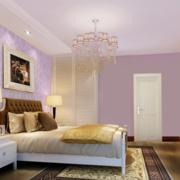 淡色卧室设计