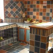 精美独特的厨房设计
