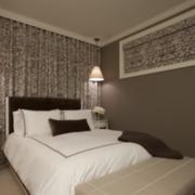 精美舒适的卧室窗帘