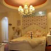 颜色明亮的卧室设计