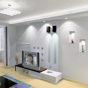 清新明亮的客厅设计