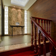 唯美大方的楼梯设计