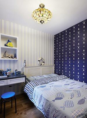 2015地中海风格儿童卧室装修效果图