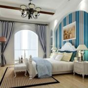 唯美轻松的卧室设计