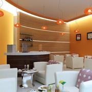 咖啡店吊灯设计