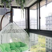 舒适阳台装修效果图