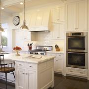 欧式开放式厨房设计