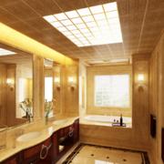 辉煌卫生间镜子设计