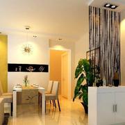 精美欧式客厅玄关设计