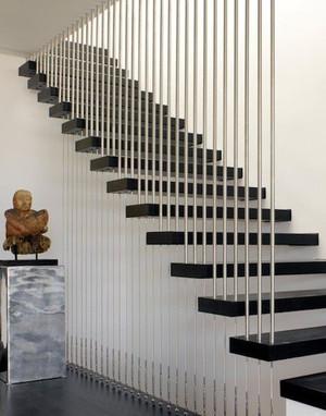 精致楼梯设计效果图
