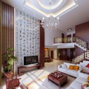 舒适简约的现代客厅