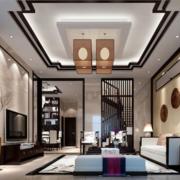 唯美大气的客厅设计