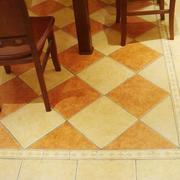 图案唯美的地板砖