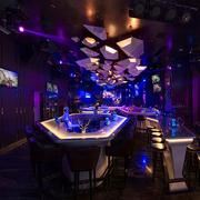 都市情调酒吧灯光设计