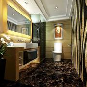 卫生间地板设计