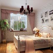卧室窗帘设计