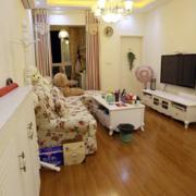 经典唯美的客厅地板砖