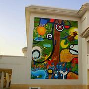 绚丽的幼儿园壁纸