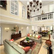 别墅型客厅设计