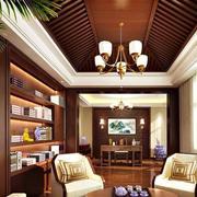 优雅书房设计