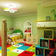现代儿童房灯光设计