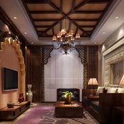 精致完美的客厅