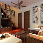 室内精致设计楼梯