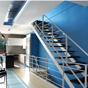 唯美都市家庭楼梯