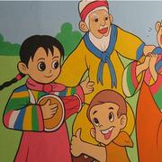 充满童话色彩的壁纸