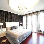 自然风格的卧室设计