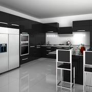 唯美厨房橱柜设计