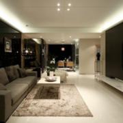 恬淡唯美的欧式客厅