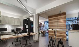 2015美式办公室装修效果图
