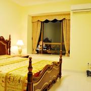 温暖精致的卧室设计