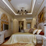 欧式舒适卧室设计
