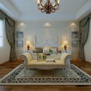 简约法式卧室装修