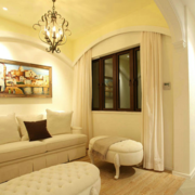 高贵的欧式精致客厅