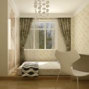 卧室窗帘配置