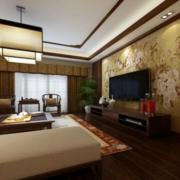 精美温馨的中式客厅