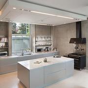 都市开放式厨房装修